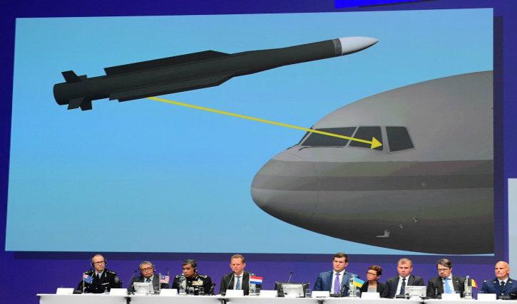 Le missile qui a abattu le vol MH17 venait de Russie