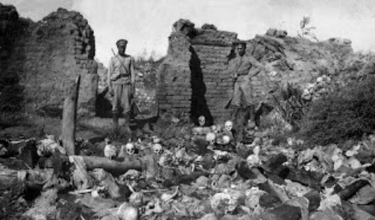 Waleed Al-Husseini: Un peu d'histoire sur les crimes et massacres de l'islam