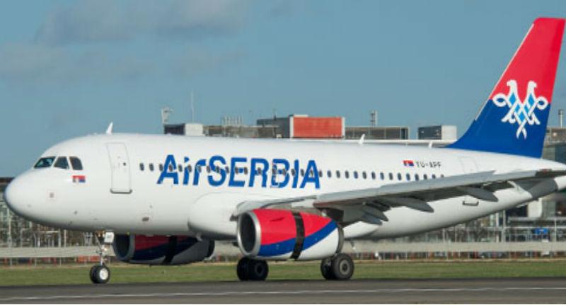 Air Serbia : «Les passagers à destination de la Palestine sont invités à se rendre à la porte d'embarquement»