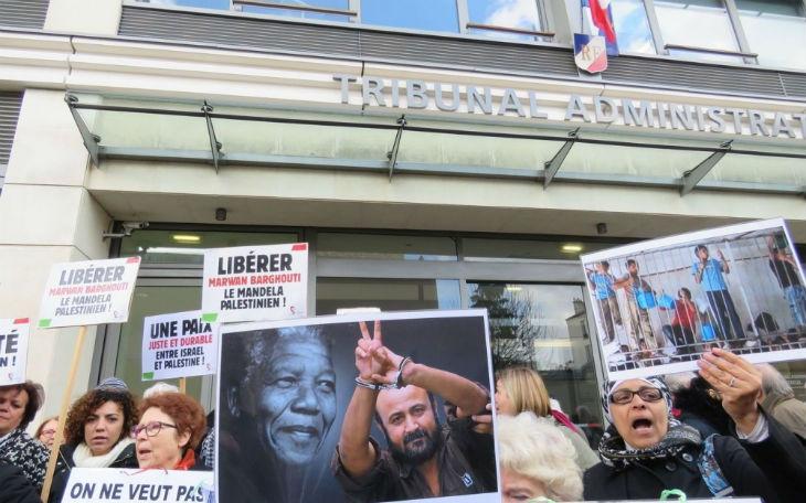 Aubervilliers : En pleine menace terroriste, la municipalité communiste fait à nouveau citoyen d'honneur le terroriste Barghouti