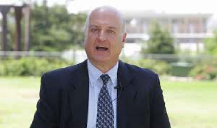 David Guvrin, nouvel ambassadeur d'Israël en Egypte