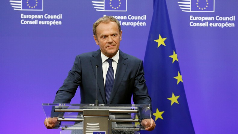 Réfugiés : les capacités d'accueil de l'UE «proches de leurs limites» selon Donald Tusk
