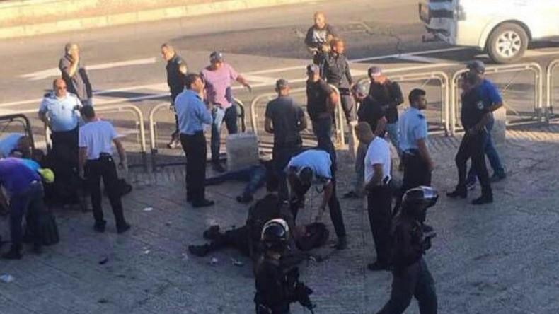 Attaque à Jérusalem : Deux policiers israéliens poignardés dans le quartier Est, le terroriste arabe a été neutralisé