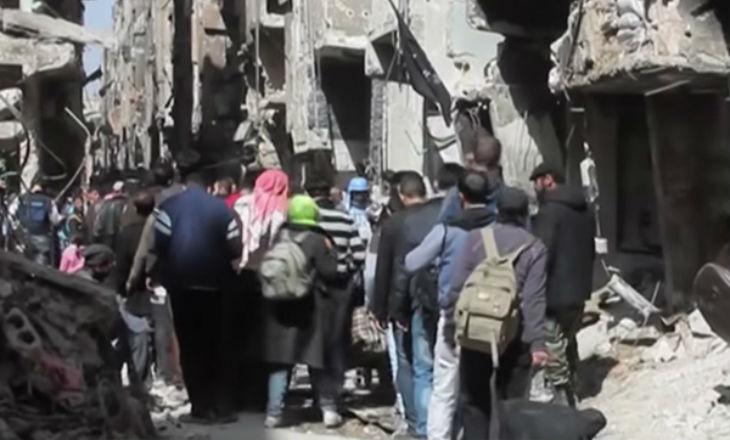 Près de 3.500 Palestiniens tués en Syrie par des Arabes, et non des Israéliens, ils n'ont aucun intérêt pour les grands médias et les «pro-palestiniens»