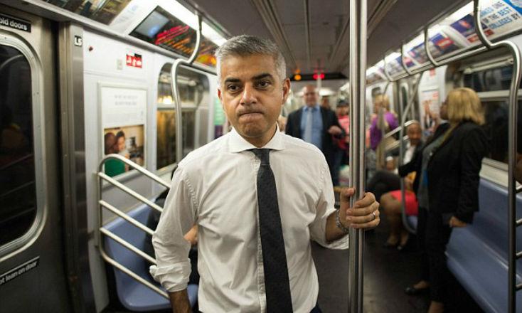 Les attaques terroristes sont «partie intégrante de la vie dans une grande ville» affirme le maire de Londres Sadiq Khan