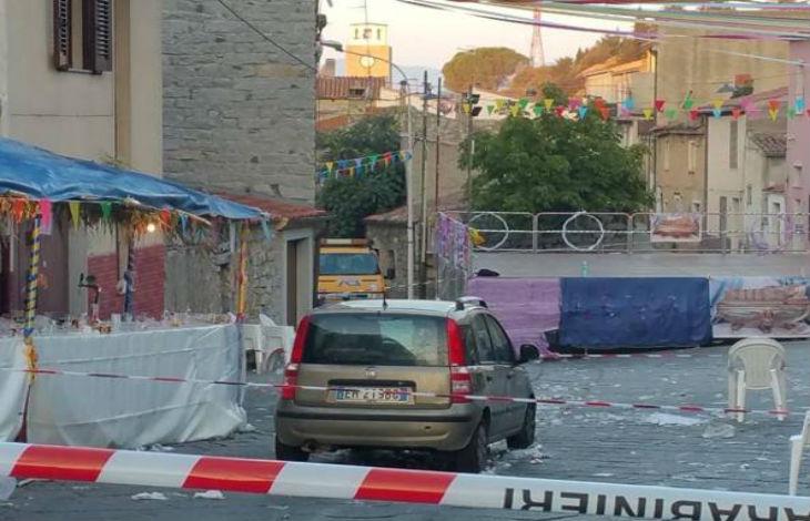 Remake de l'attentat de Nice ? En Sardaigne, un forcené fonce en voiture sur la foule faisant 30 blessés