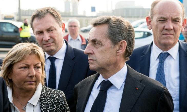 A Calais, Sarkozy refuse que « la France soit submergée par l'immigration »