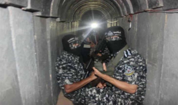 Israël  construit une barrière souterraine de sécurité contre les tunnels du Hamas à gaza