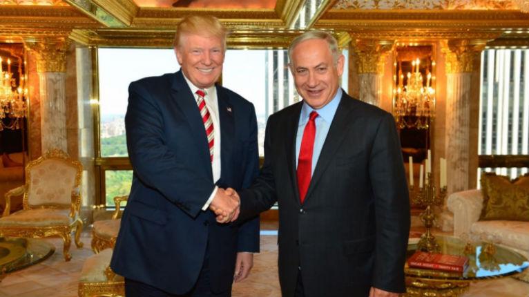 S'il est élu, Trump reconnaîtra Jérusalem comme «capitale indivisible d'Israël»