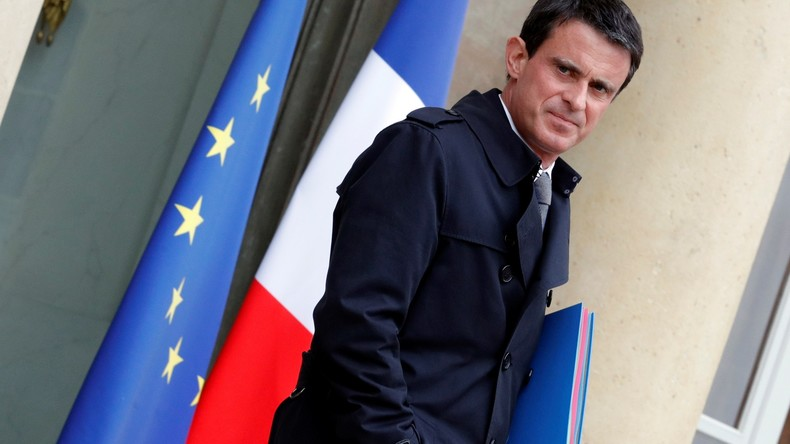 """Valls se lâche sur Hollande : """"Je ne le respecte pas et ne le supporte plus"""""""