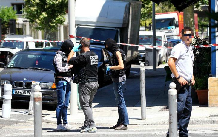 Attentat de Nice : huit nouvelles interpellations dans l'entourage du terroriste islamiste
