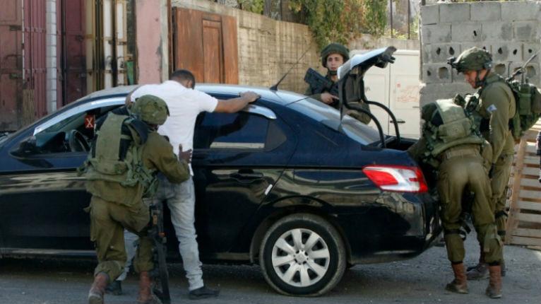 Israël lutte antiterrorisme: Une trentaine d'Arabes arrêtés en Judée Samarie et à Jérusalem