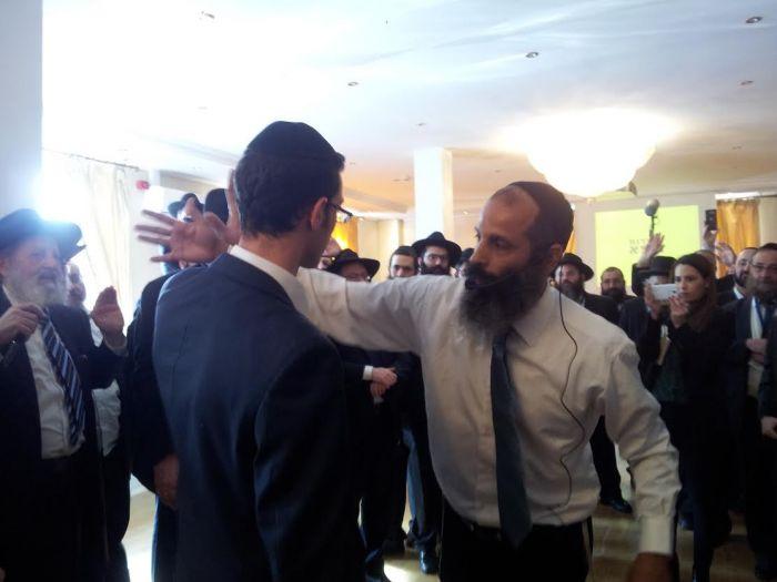 auto-défense rabbins