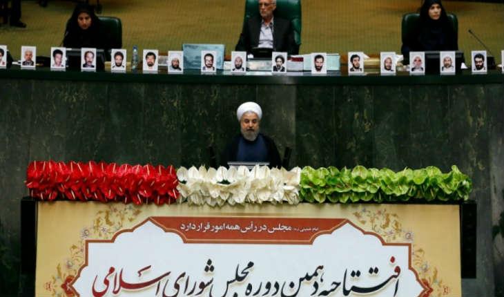 Iran: Rohani appelle les pays musulmans à «punir» l'Arabie saoudite