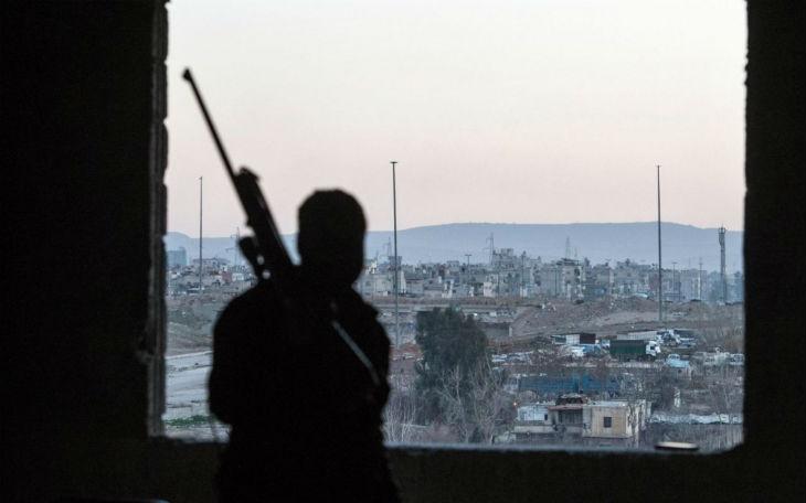 Procès d'un ancien militaire devenu djihadiste en Syrie au sein de groupes armés de Daesh