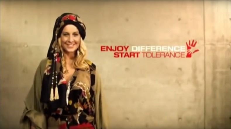 [Vidéo] «Toi aussi, porte le hijab !» : Un spot télévisé sponsorisé par l'Unesco invite les Allemandes à porter le voile