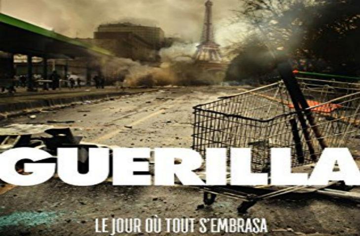 Livre: Laurent Obertone «Guerilla». La guerre civile était inévitable. Vivez l'Apocalypse des trois derniers jours de la France