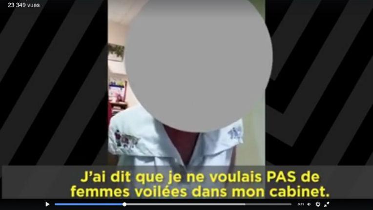 Pont-de-Beauvoisin : Une médecin «ne veut pas de femmes voilées dans son cabinet», une affaire montée en épingle par la patiente