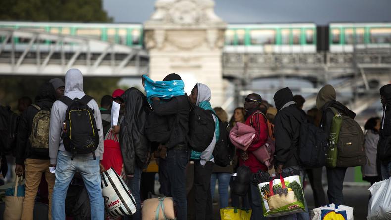 Toujours plus de migrants : Deux nouveaux camps de réfugiés ouvert à Paris d'ici la fin de l'année