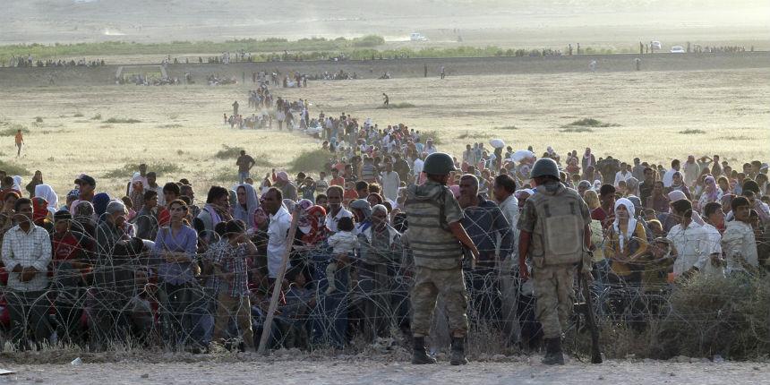[Vidéo] L'Union Européenne va donner des cartes bancaires aux migrants en Turquie. Coût 350 millions