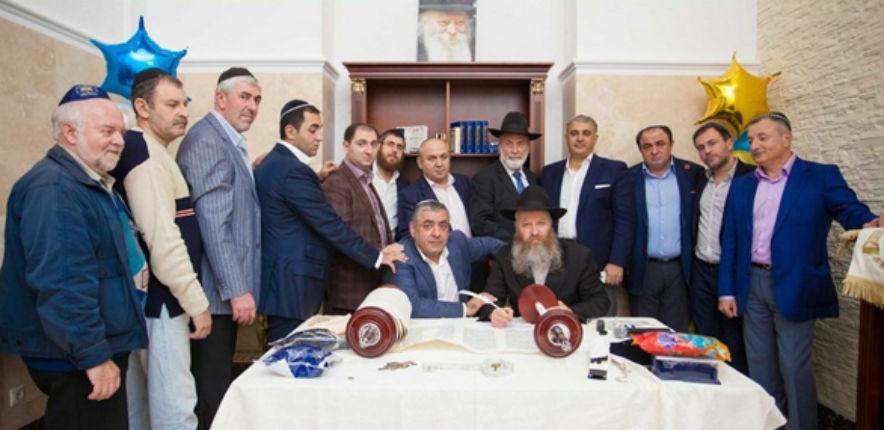 Une première en Europe : inauguration d'une synagogue à l'aéroport de Moscou