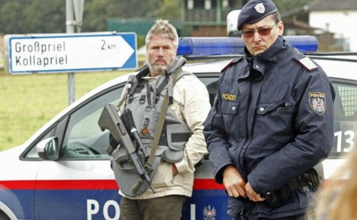Vienne: Attaque à la voiture bélier par un musulman criant «Allah Akbar». Aucune victime
