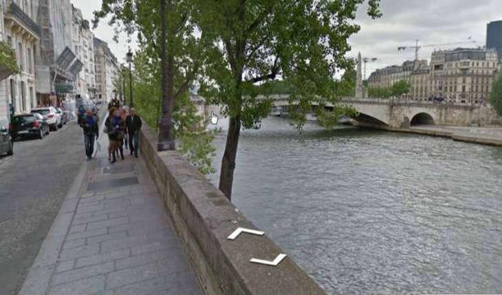 Paris: Une lycéenne qui pique-niquait, a été frappée et dépouillée par cinq agresseurs, puis jetée dans la Seine