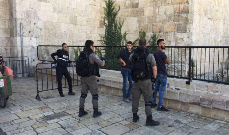 31 Palestiniens qui prévoyaient de célébrer la fusillade de Jérusalem arrêtés (Shin Bet)