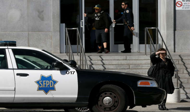 Californie : deux policiers tués par balle, un troisième blessé
