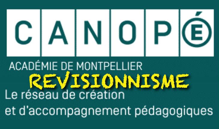 Révisionnisme : Quand l'Académie de Montpellier réécrit l'histoire antique du peuple Juif au profit de la «Palestine»…