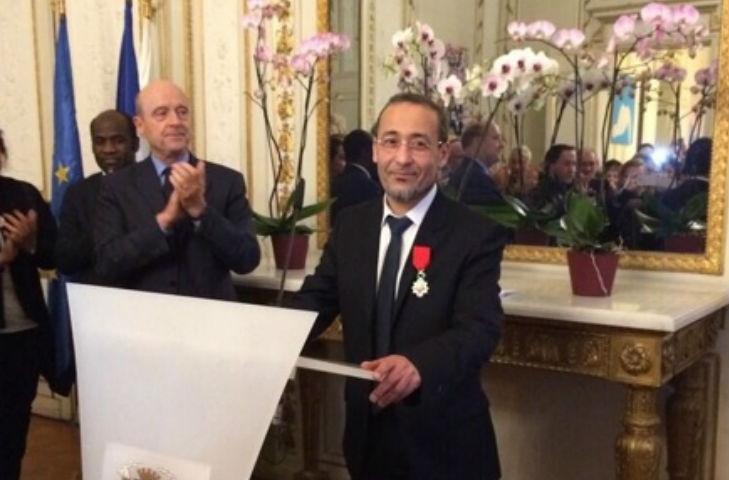 Amine Elbahi quitte l'équipe de campagne d'Alain Juppé en l'accusant de travailler avec les dirigeants et imams salafistes de l'UOIF