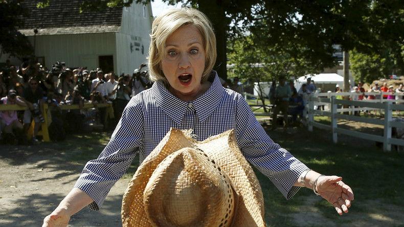 [Vidéo] Hillary Clinton serait-elle un robot ? Pour certains, cela ne fait pas de doute !