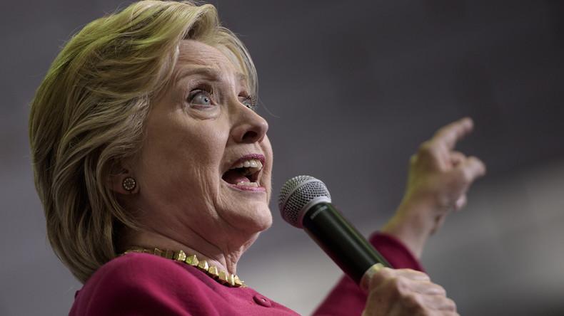 L'enquête sur les liens entre Trump et la Russie a été financée… par Hillary Clinton
