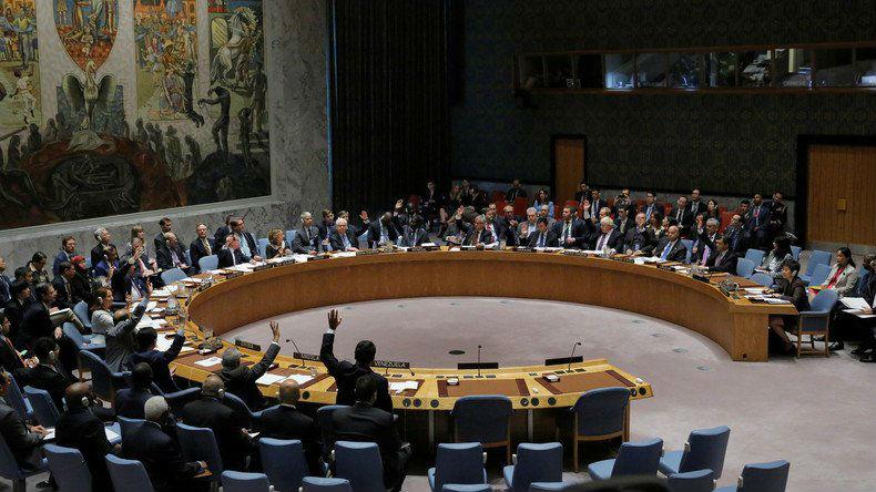 Conseil de sécurité de l'ONU: La Russie oppose son veto à la résolution de la France sur la Syrie