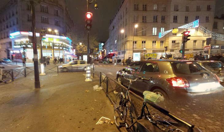 France: Une équipe de TF1 frappée par des jeunes racailles à Belleville pour n'avoir pas payé la «protection»