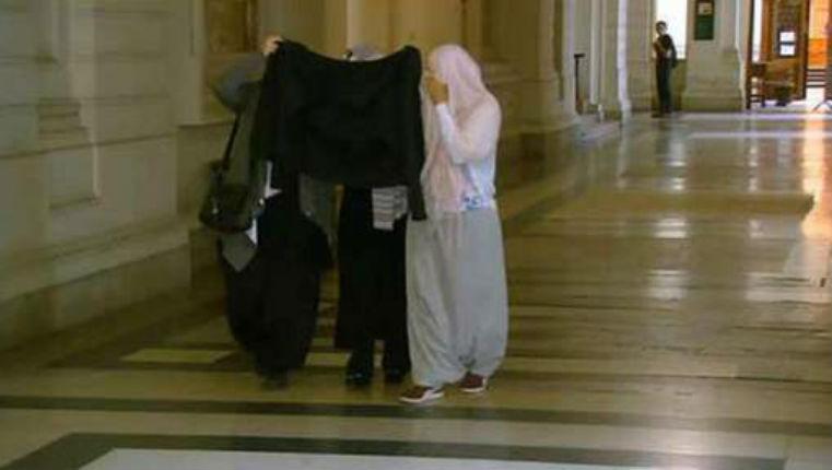 Fatima Aberkan, l'égérie de Daesh» remise en liberté par la Justice belge, finalement interpellée