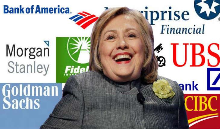 USA: WikiLeaks publie des discours de Clinton pour Goldman Sachs