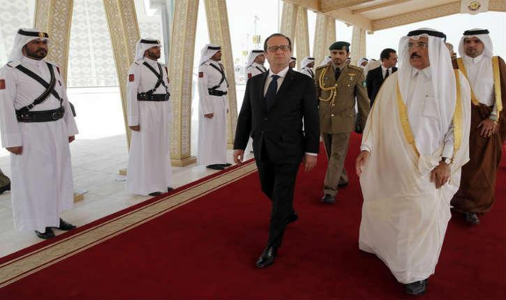 Le livre «Nos très chers émirs» décrit des responsables politiques quémandant l'argent et des cadeaux à l'ambassade du Qatar
