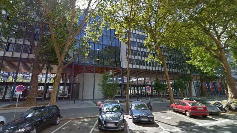 Paris : Nouveau tag anti-policiers découvert sur le campus de Jussieu