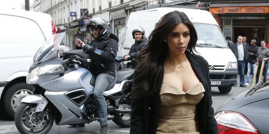 Les israéliens soutiennent Kim Kardashian qui n'avait pas hésité à tweeter ''Je prie pour tous les israéliens''
