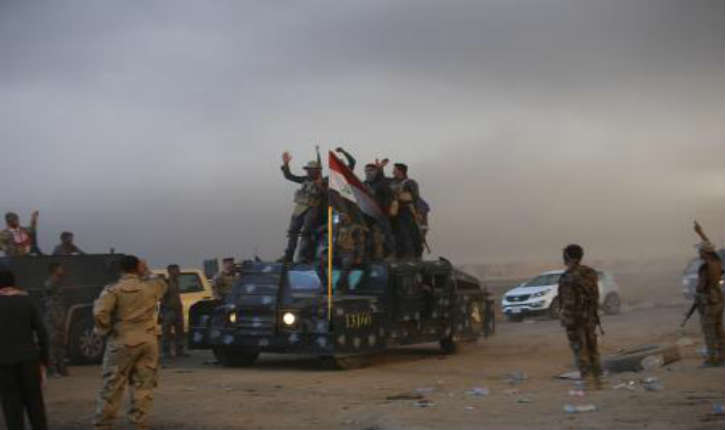 Kirkouk : les forces irakiennes ont tué 48 jihadistes du groupe Etat islamique, certains se sont fait exploser