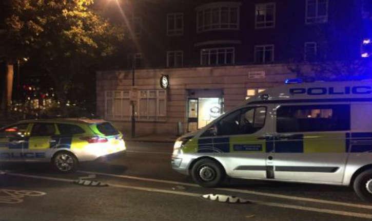 [Vidéo] Londres : La police intervient dans l'université pour escorter le public menacé par des activistes pro-palestiniens