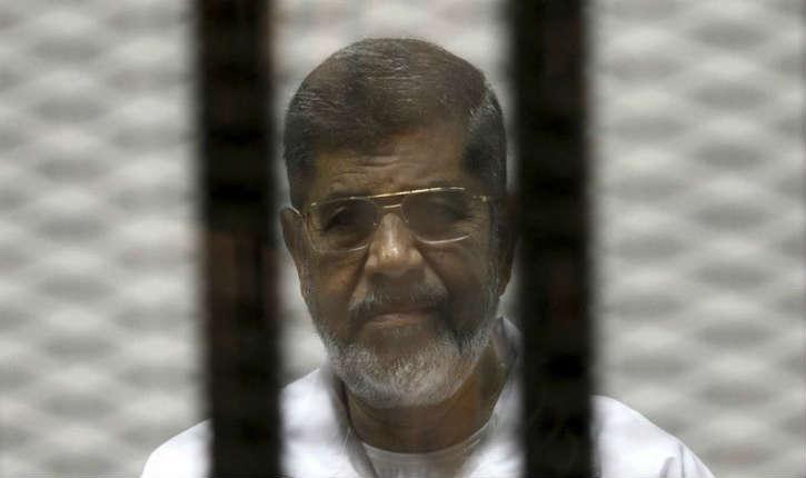 Egypte : l'ancien président islamiste Mohamed Morsi a été condamné définitivement à 20 ans de prison