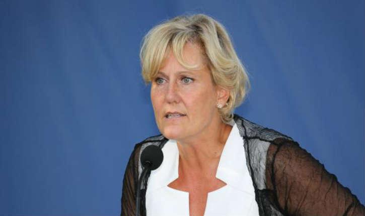 """Nadine Morano : """"Les peuples européens ont le droit de défendre leur souveraineté et de rejeter fermement l'immigration"""""""