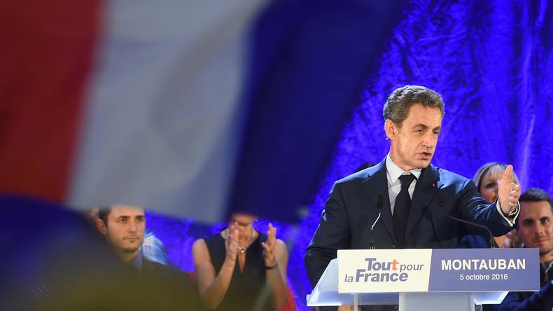 Théorie du genre : Najat Vallaud-Belkacem «nous fait honte», dit Sarkozy
