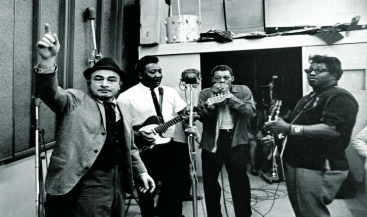 [Vidéo] Chuck Berry et Phil Chess, l'un noir et l'autre juif ont contribué à créer la légende du Rock'n'Roll
