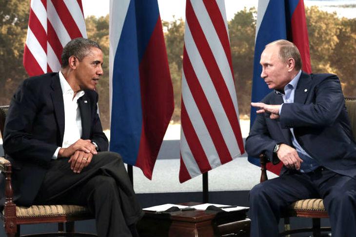 Barack Obama sanctionne la Russie en expulsant 35 diplomates russes pour ingérence supposée dans l'élection présidentielle américaine