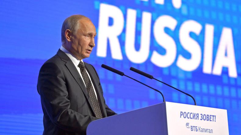 Négociations sur la Syrie : Poutine accuse la France d'avoir cherché à envenimer la situation, «Servir les intérêts des Etats-Unis, ce n'est pas une politique sérieuse»