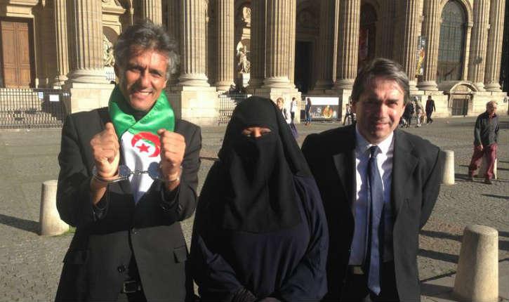 Nadine Morano exige l'expulsion de l'islamiste algérien Rachid Nekkaz, celui qui paye les amendes des femmes en burqa