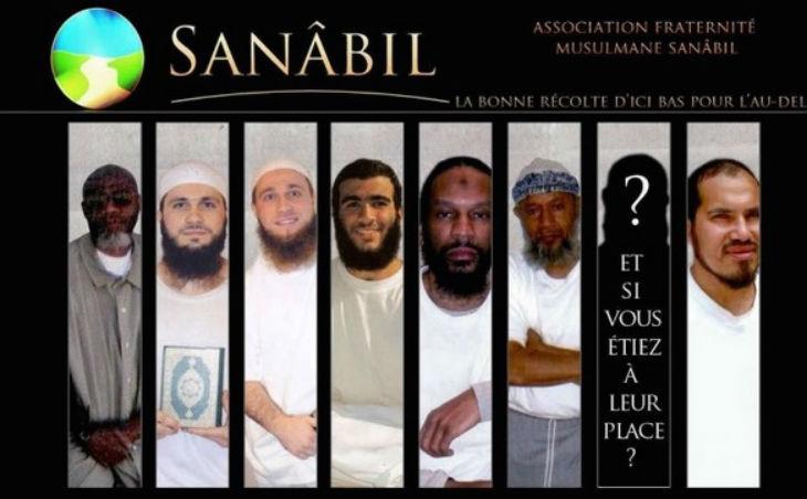 Une association d'aide aux détenus musulmans en lien avec de nombreux djihadistes